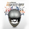 ninja elite super gun gray