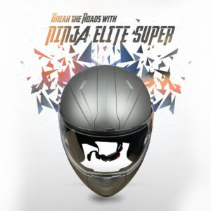 ninja elite super gun gray