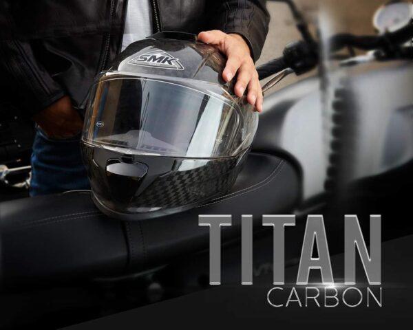 smk half titan carbon