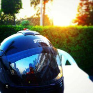 studds ninja 3g with dual visor
