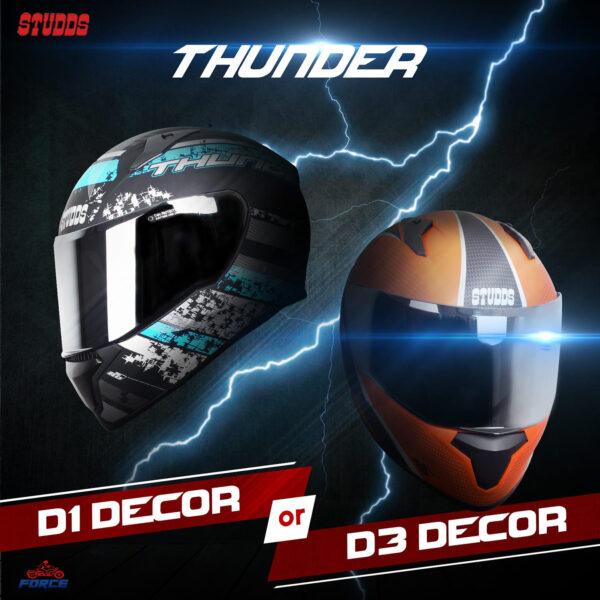 studds thunder d1d3
