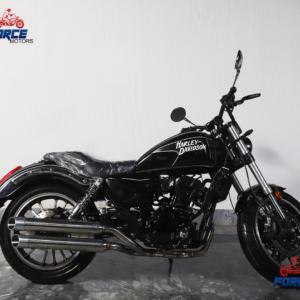 Harley Davison Chopper Bikes Image 1